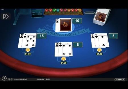 Regras do Blackjack Online