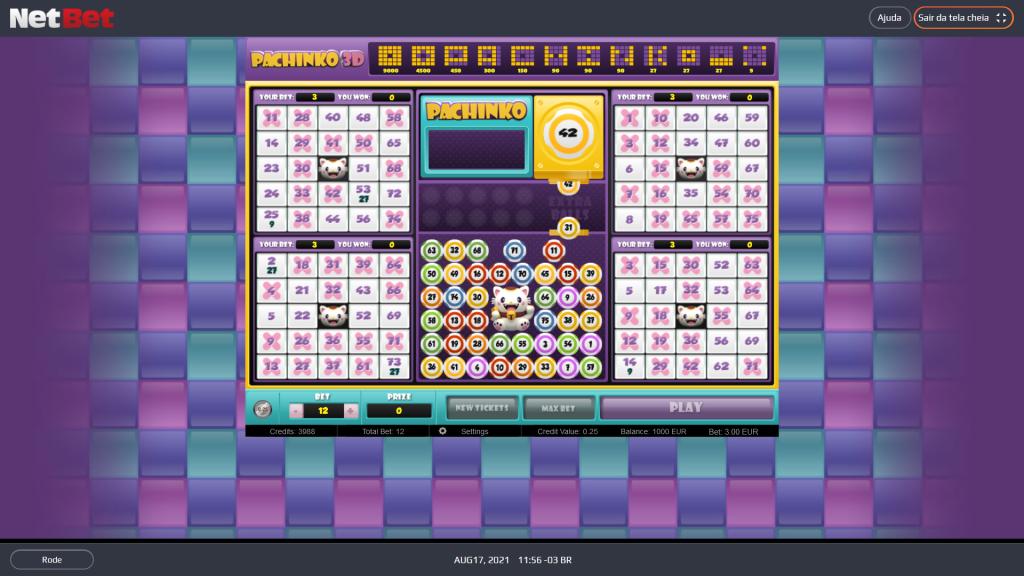 Melhores Jogos de Pachinko Online